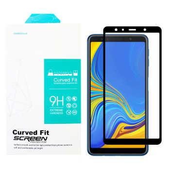 محافظ صفحه نمایش 6D مدل MT7 مناسب برای گوشی موبایل سامسونگ Galaxy A7 2018