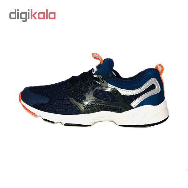 کفش مردانه مخصوص پیاده روی مردانه مدل train 02