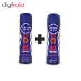 اسپری ضد تعریق مردانه نیوآ مدل Dry Impact Plus حجم 150 میلی لیتر بسته 2 عددی thumb 2