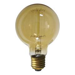لامپ 60 وات ادیسونی مدل Bulb G80 پایه E27