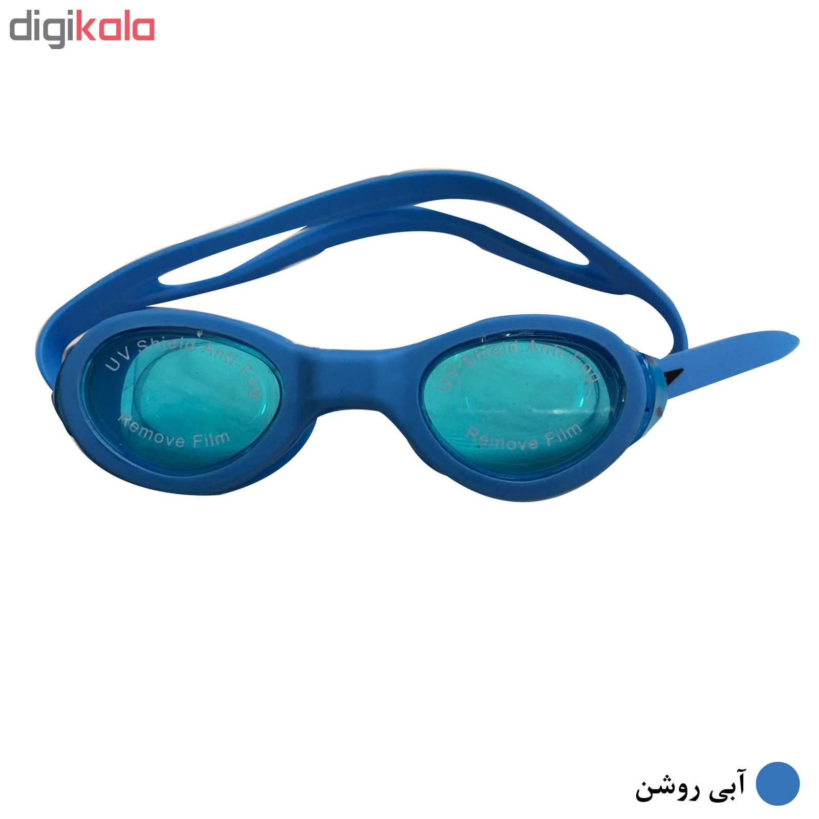 عینک شنا  مدل S2052 main 1 2