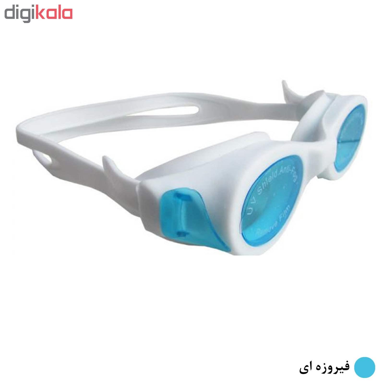 عینک شنا  مدل S5052 main 1 8