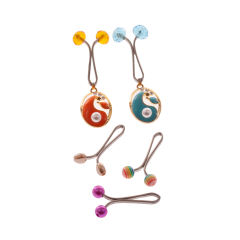گیره روسری دینا کد M018 مجموعه 5 عددی