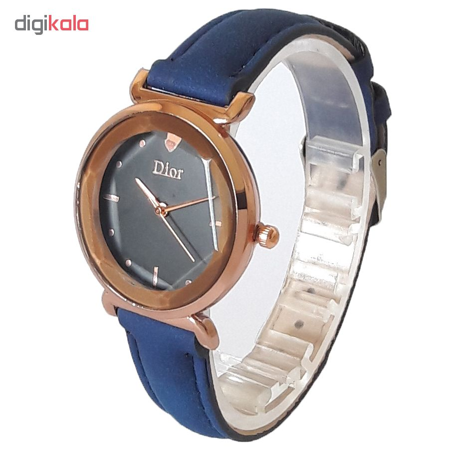 ساعت زنانه برند مدل DIO 6013 /AB-TA