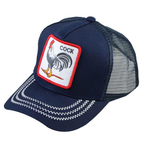 کلاه کپ مدل خروس کوچک