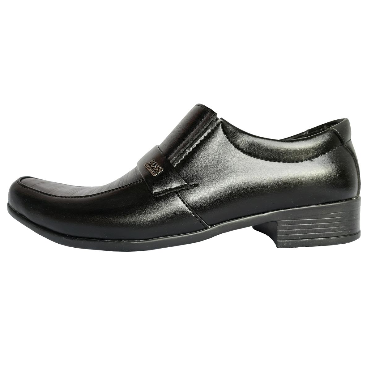 کفش مردانه مدل fafix-101 رنگ مشکی