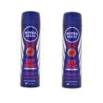 اسپری ضد تعریق مردانه نیوآ مدل Dry Impact Plus حجم 150 میلی لیتر بسته 2 عددی thumb