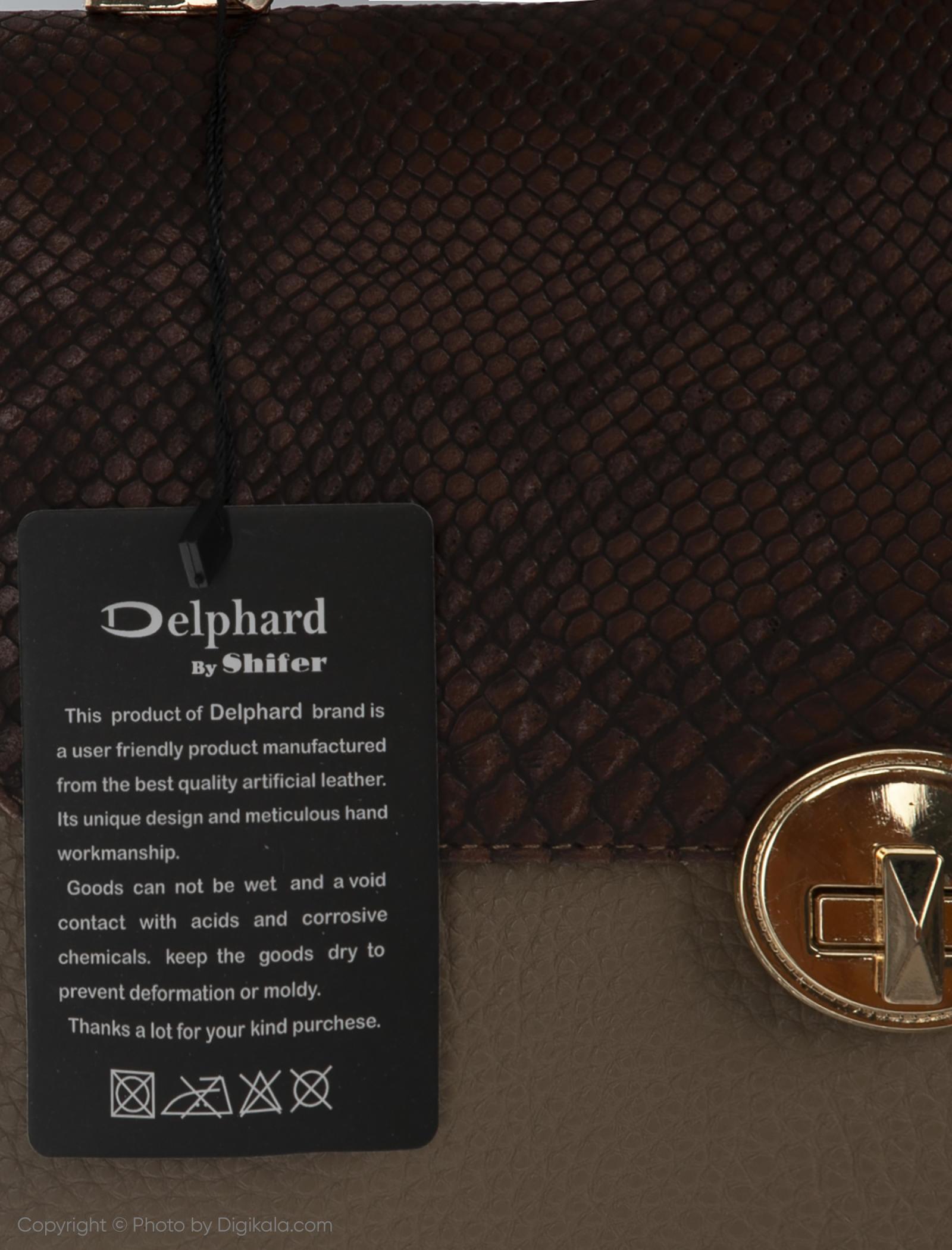 کیف دستی زنانه شیفر مدل 9F01117-36 -  - 5