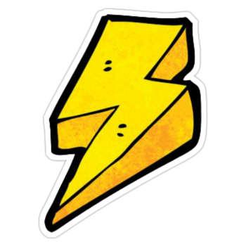 استیکر لپ تاپ طرح flash مدل mu19