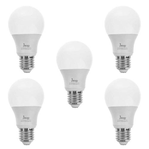 لامپ ال ای دی 9 وات پارسه شید مدل PL9 پایه E27 بسته 5 عددی