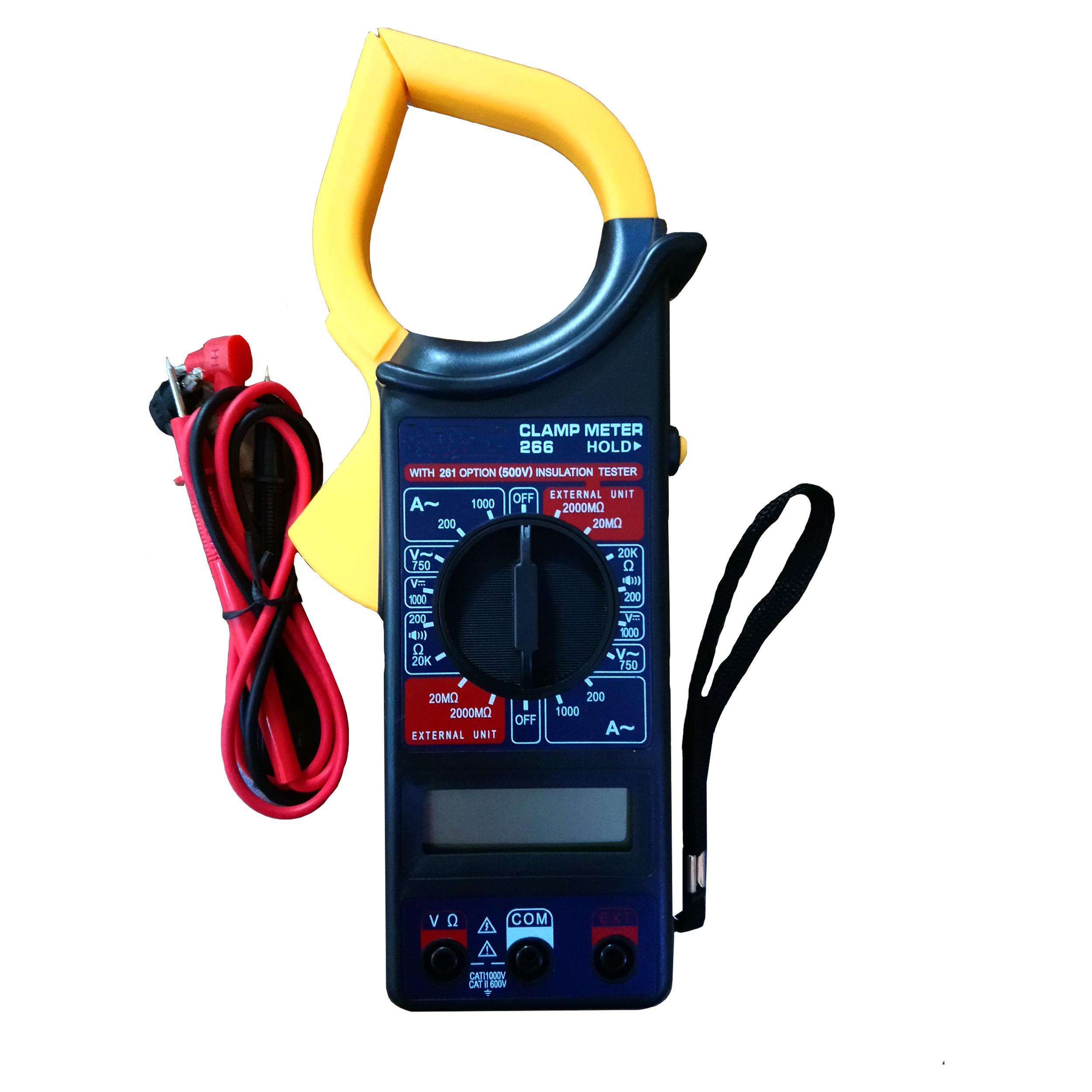 مولتی متر دیجیتال کد 266 مدل M-10
