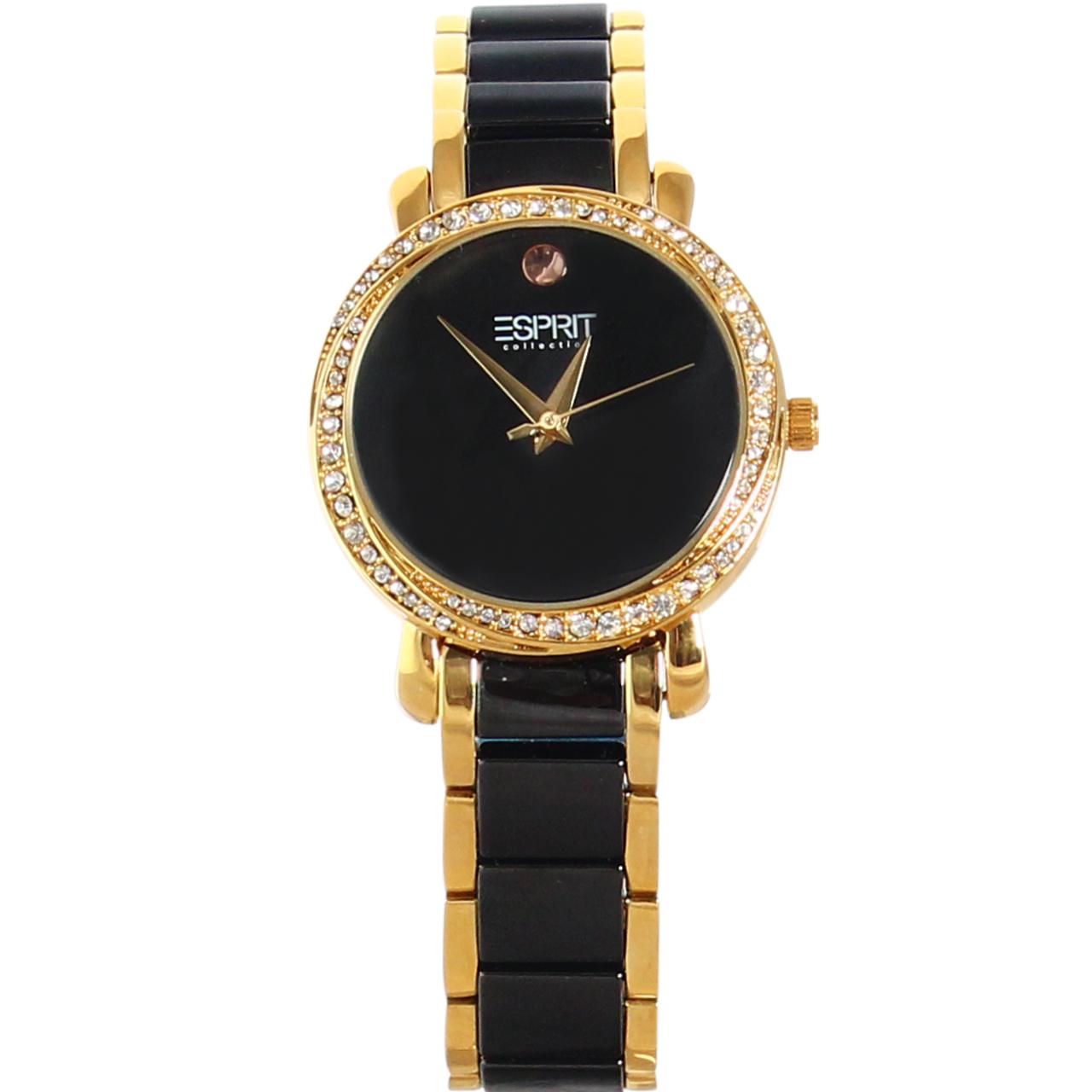 ساعت مچي زنانه مدل GOLDEN كد ۱۰۰۵۰۰۰۷
