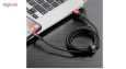 کابل تبدیل USB به لایتنینگ باسئوس مدلCALKLF-HG1 طول 2 متر thumb 5