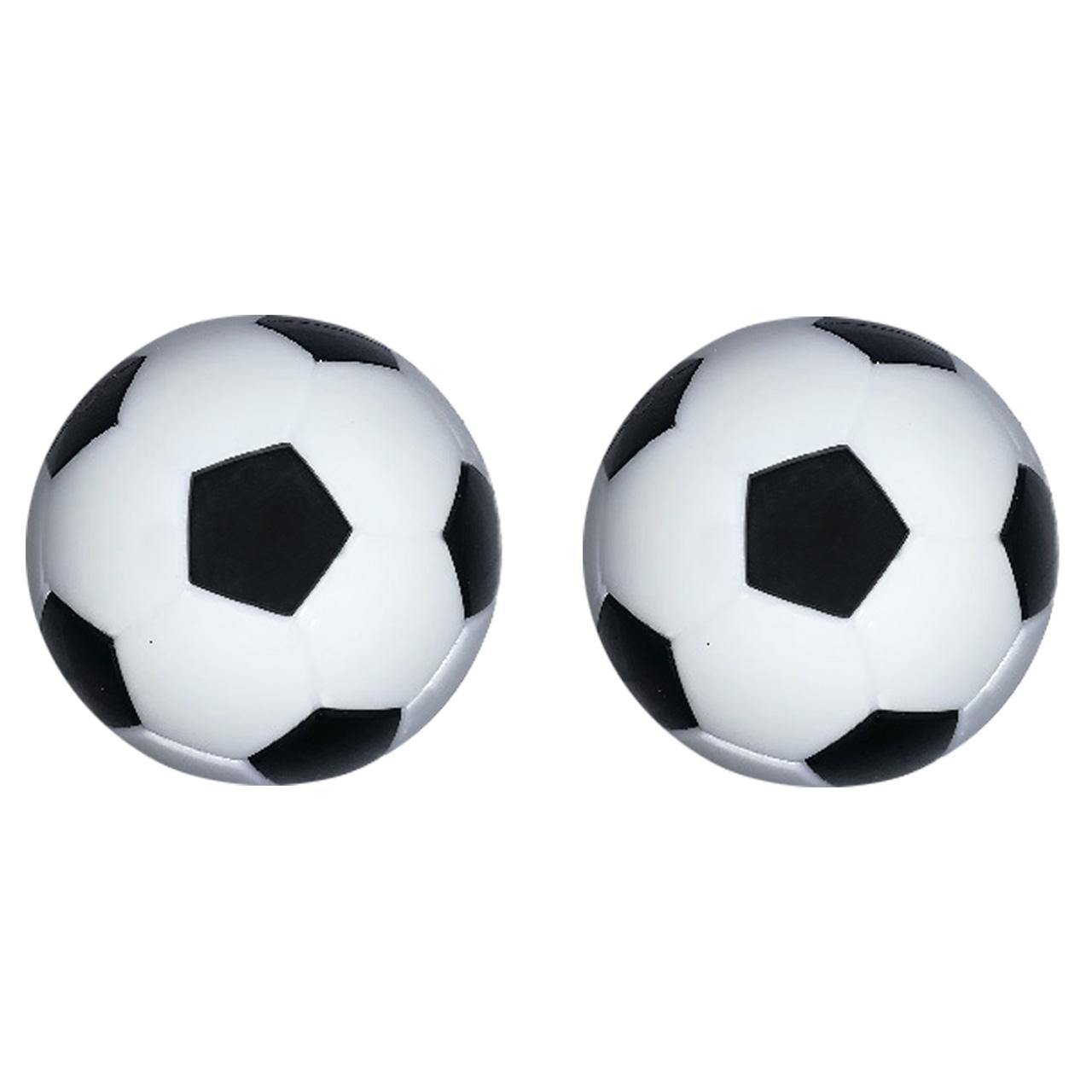 توپ فوتبال دستی مدل Morpel بسته دو عددی