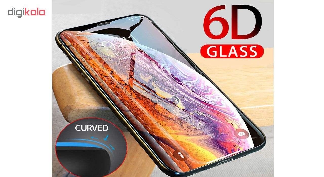 محافظ صفحه نمایش 6D مدل MT7 مناسب برای گوشی موبایل اپل Iphone XS MAX main 1 2