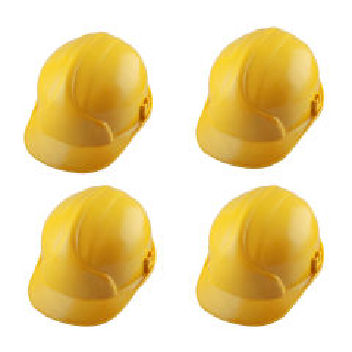کلاه ایمنی مدل EH بسته 4 عددی
