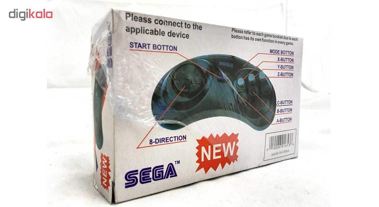 دسته بازی سگا مدل MEGA مناسب کنسول سگا