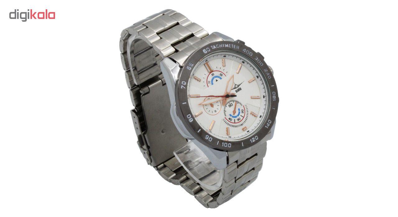 خرید ساعت مچی عقربه ای مردانه سیلو مدل MU-0013