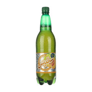 نوشیدنی انگور گازدار با طعم هلو ساندیس - 1 لیتر