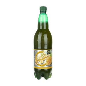نوشیدنی سیب و انبه گازدار ساندیس - 1 لیتر