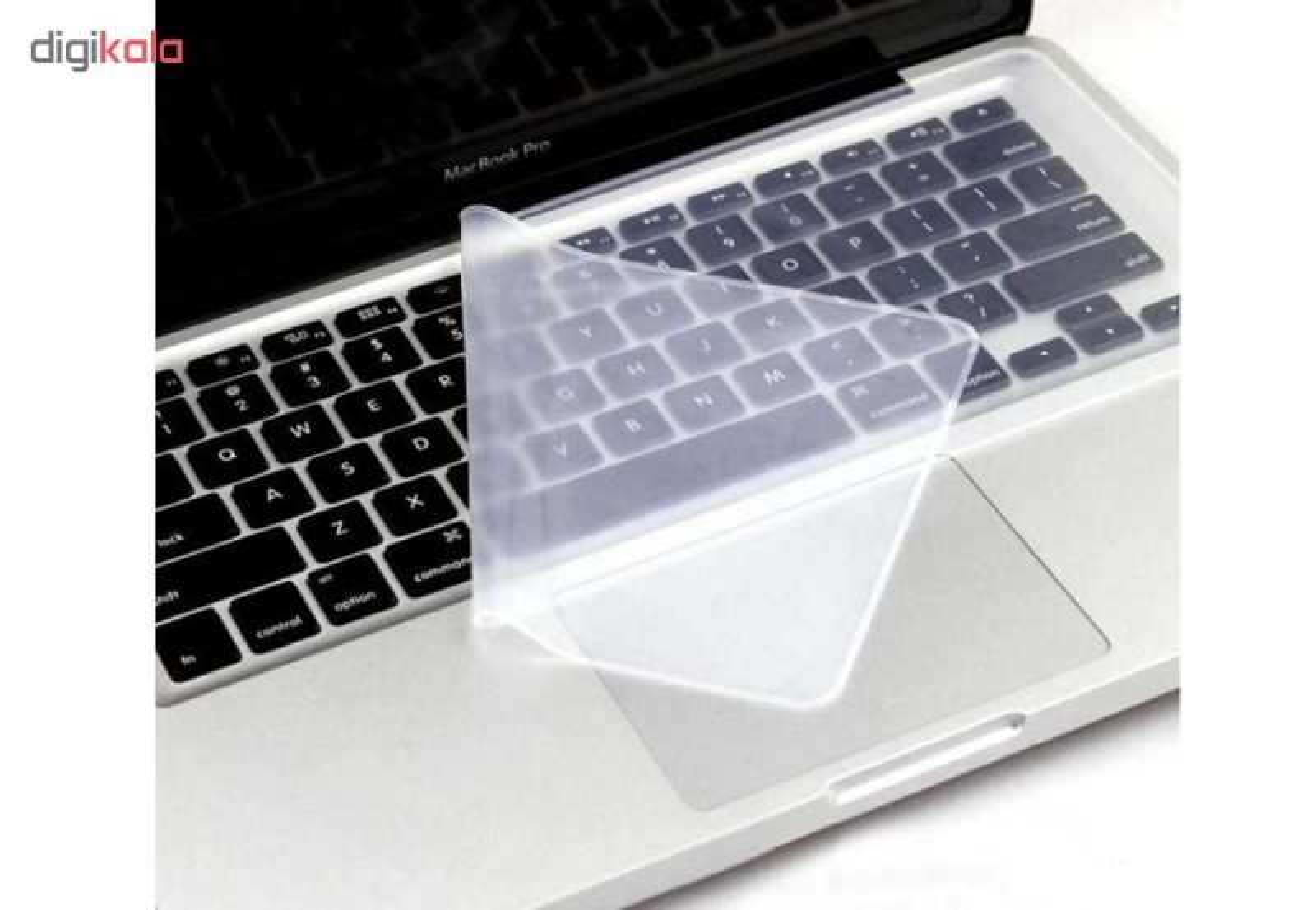 برچسب حروف فارسی کیبورد طرح مات به همراه محافظ کیبورد مناسب برای لپ تاپ 15.6 اینچ main 1 2