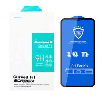محافظ صفحه نمایش 10D مدل MT7 مناسب برای گوشی موبایل اپل Iphone XS