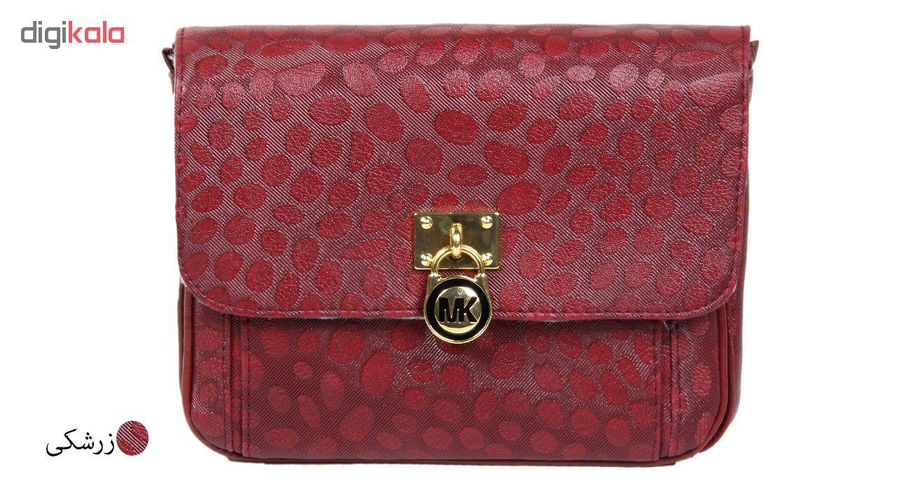کیف دوشی زنانه مدل 1512