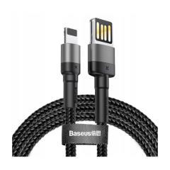 کابل تبدیل USB به لایتنینگ باسئوس مدل CALKLF-GG1 Cafule Special Edition طول 1 متر