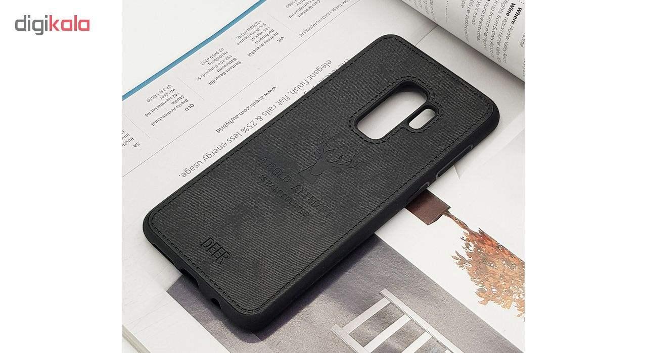 کاور مدل Deer مناسب برای گوشی موبایل سامسونگ Galaxy S9 main 1 2