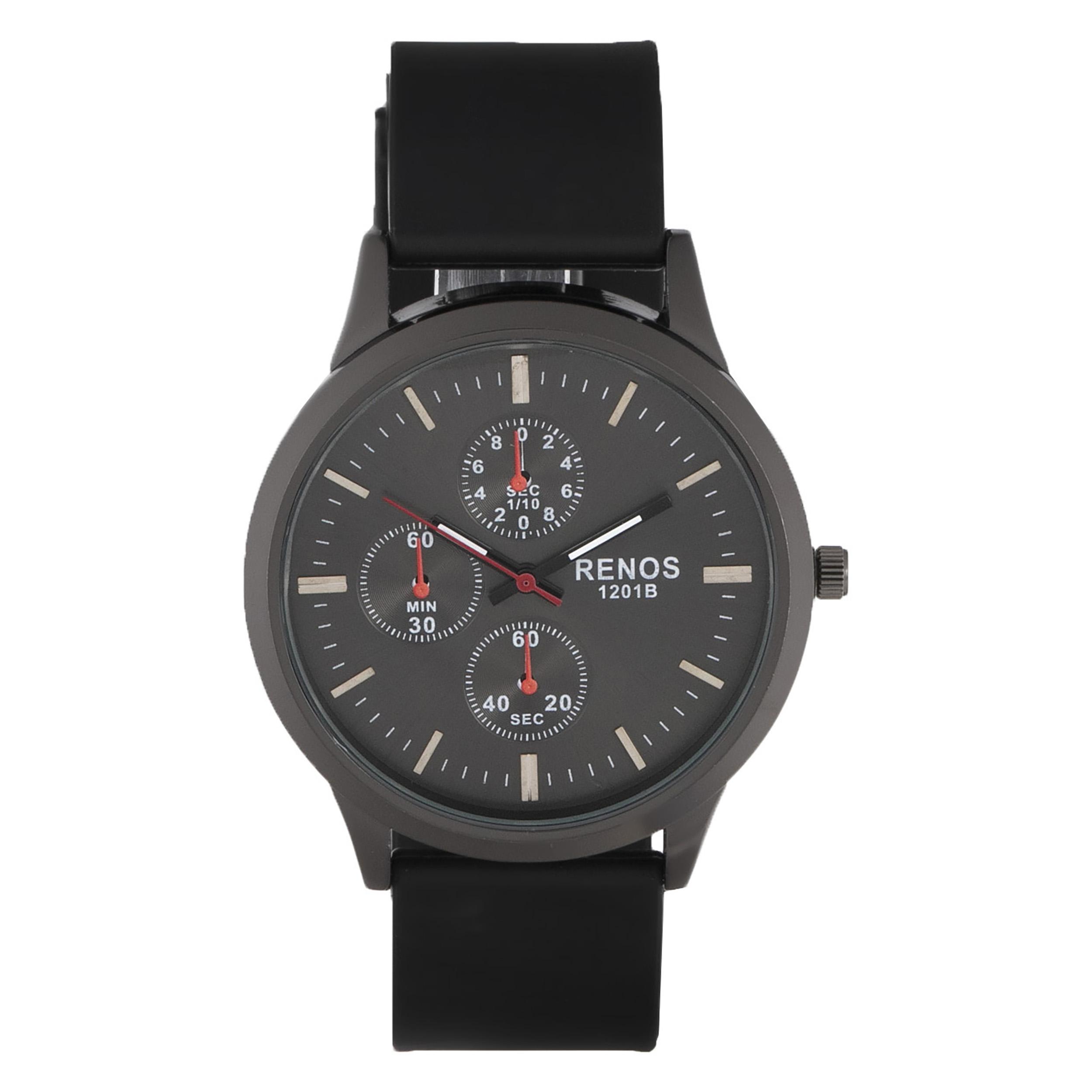 ساعت مچی عقربه ای مردانه رنوس مدل RS-6875 22