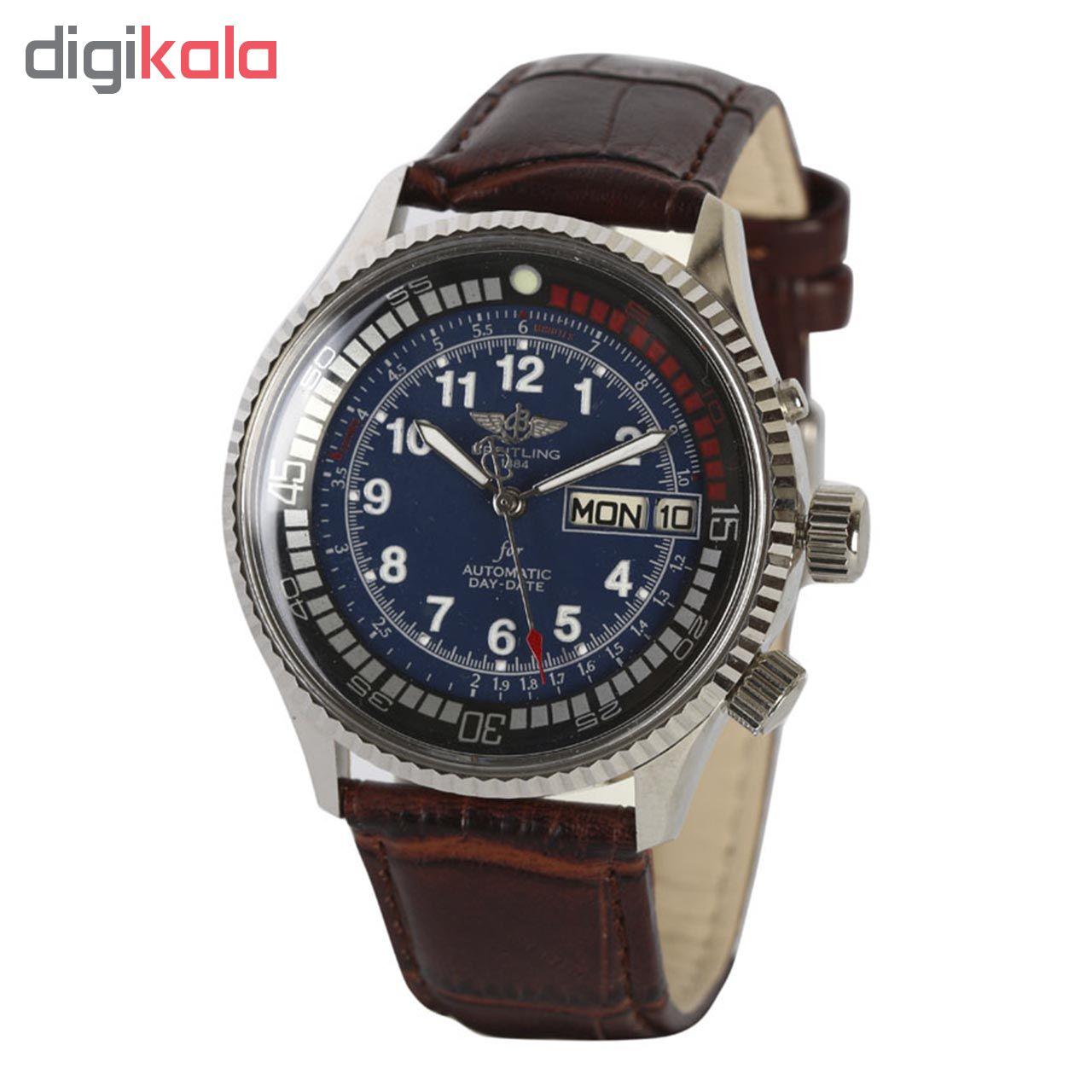 خرید ساعت مچی عقربه ای مردانه مدل 2000