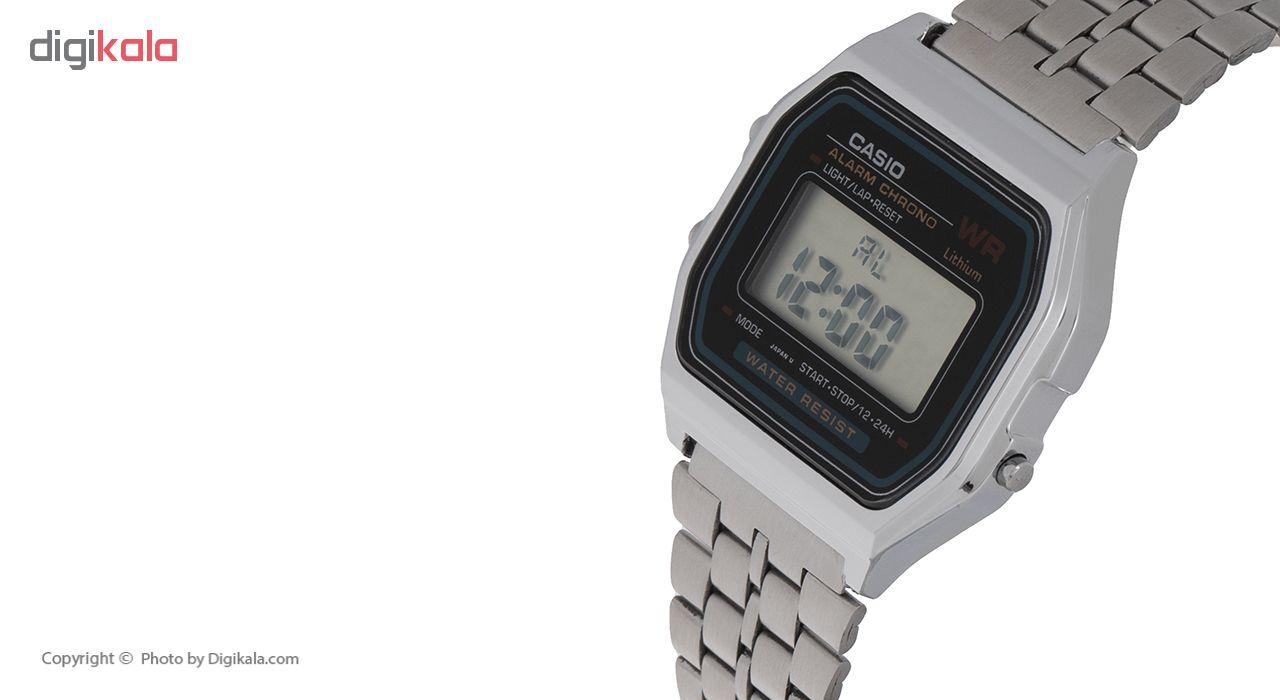 خرید ساعت مچی دیجیتال مردانه مدل ca-1658