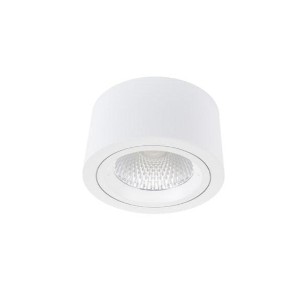 چراغ سقفی نوران مدل D411/35W/WHT
