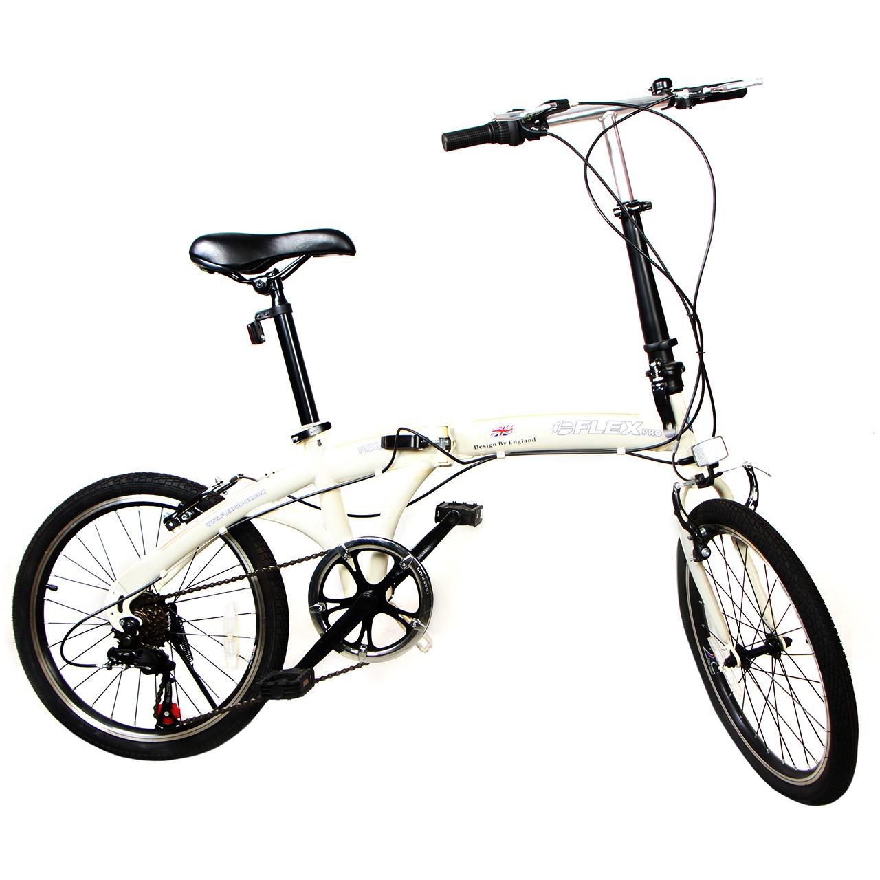 دوچرخه تاشو free size فلکس پرو مدل regalia