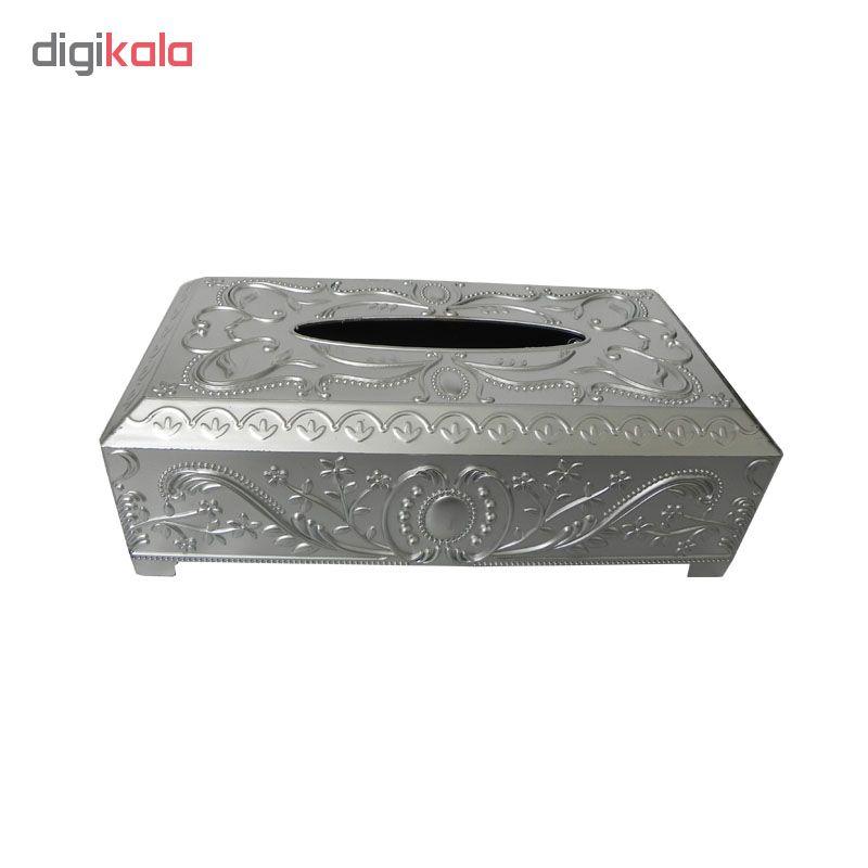 جعبه ی دستمال کاغذی کد 009