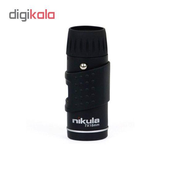 دوربین تک چشمی نیکولا مدل Nik7-18