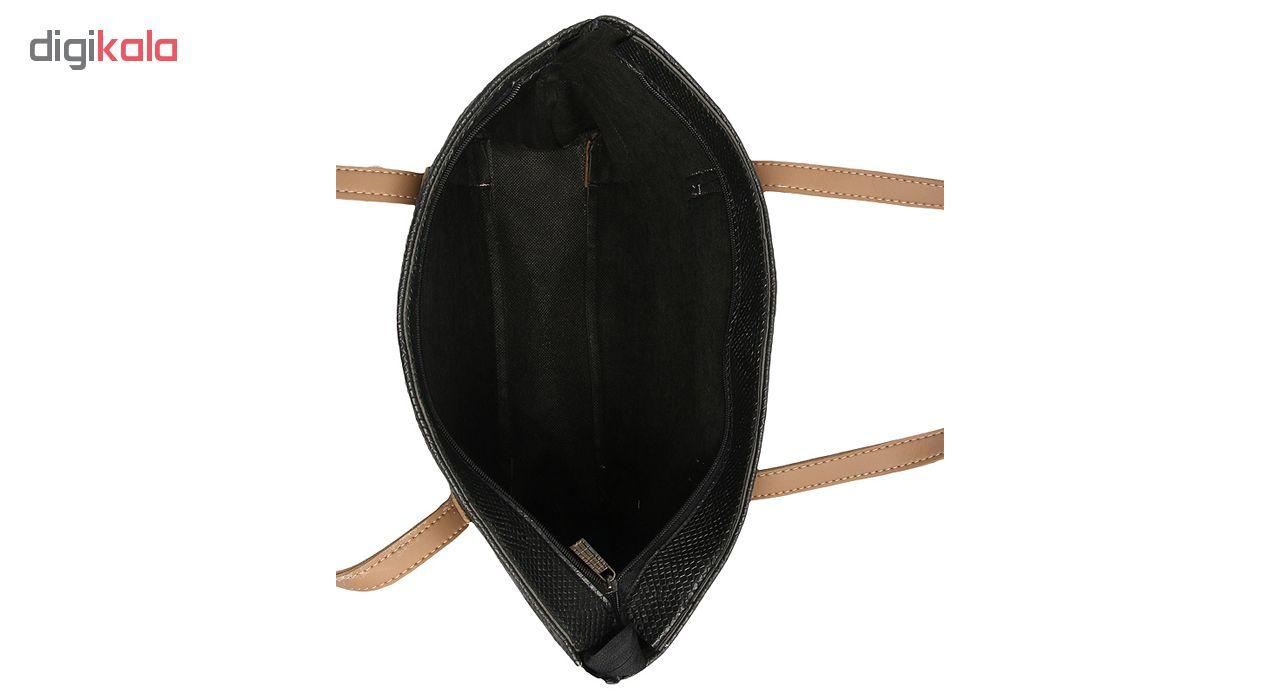 کیف دستی زنانه طرح پوست ماری کد 322259102