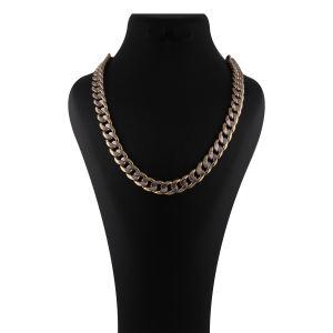 گردنبند طلا 18 عیار زنانه گوی گالری مدل G303