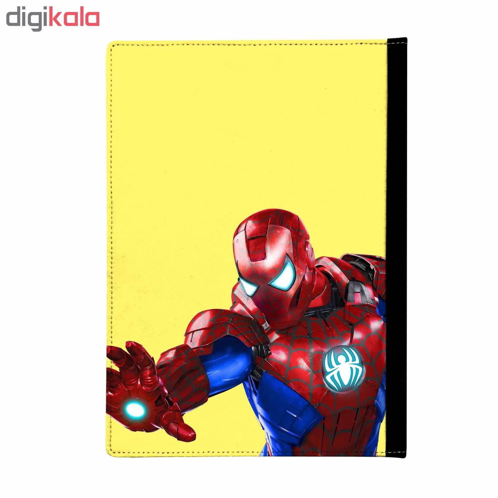 کلاسور طرح مرد عنکبوتی کد K00155