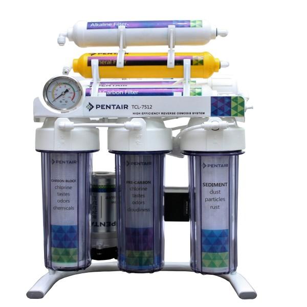 دستگاه تصفیه کننده آب پنتیر مدل TLC-7518