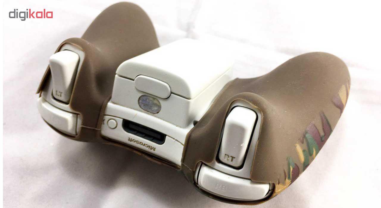 خرید اینترنتی محافظ دسته ایکس باکس 360 مدل Army Two 01 اورجینال