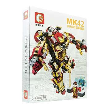 ساختنی اس وای طرح مرد آهنی مدل MK42