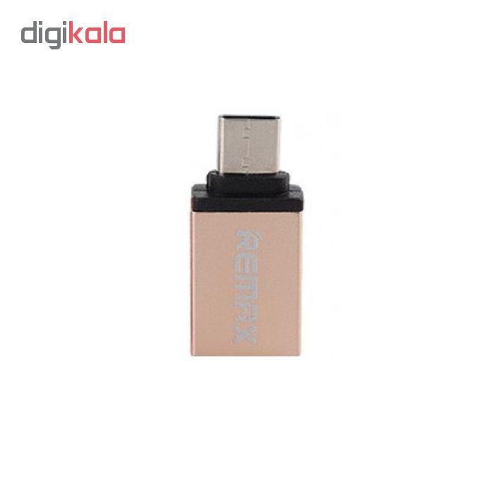 مبدل USB به USB-C ریمکس کد 777766BEZ