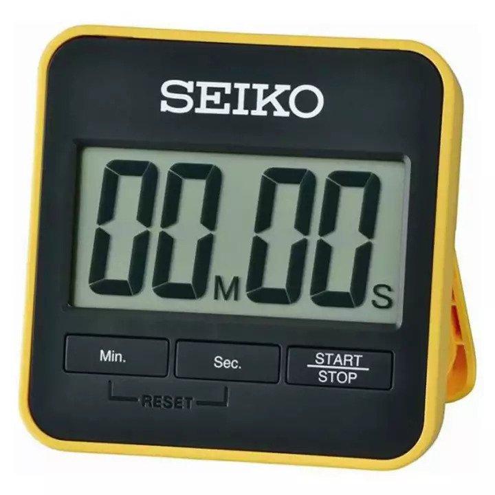 ساعت رومیزی سیکو مدل QHY001Y