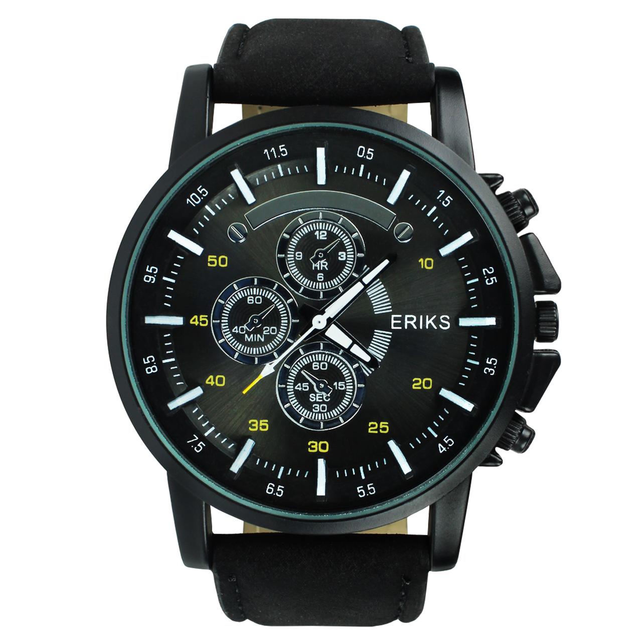 ساعت مچی عقربه ای مردانه اریکس مدل Er-777