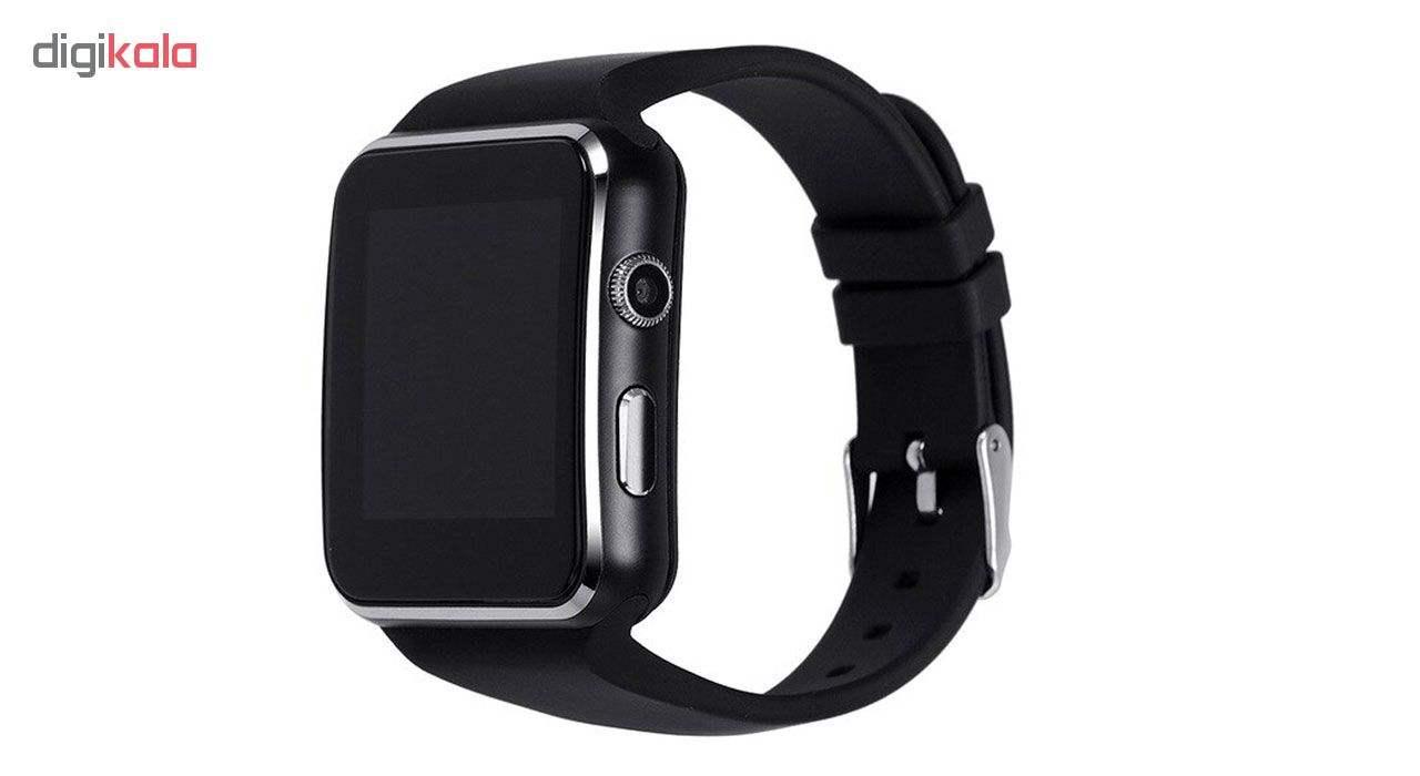 ساعت هوشمند مدل X6 thumb 1