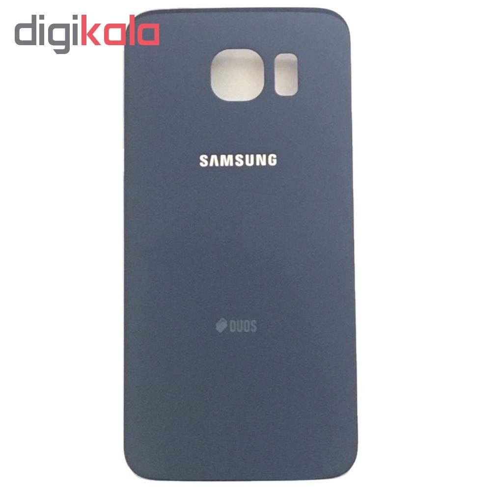 در پشت گوشی مدل 6PD مناسب برای گوشی موبایل سامسونگ Galaxy S6 Edge Plus Duos thumb 1