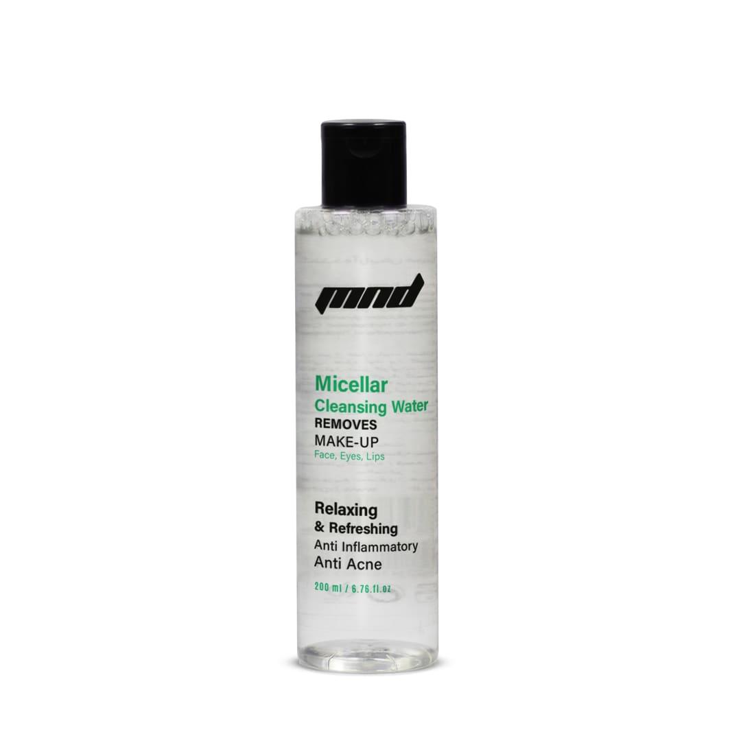 قیمت محلول پاک کننده آرایش ام ان دی میسلار واتر کد 113 حجم 200 میلی لیتر