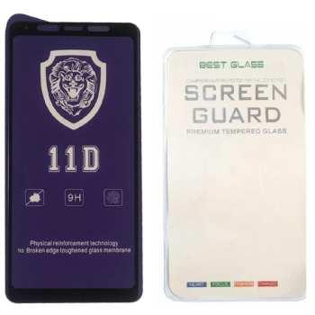 محافظ صفحه نمایش Full cover مدل 11D BEST GLASS مناسب برای گوشی موبایل سامسونگ Galaxy A8 star