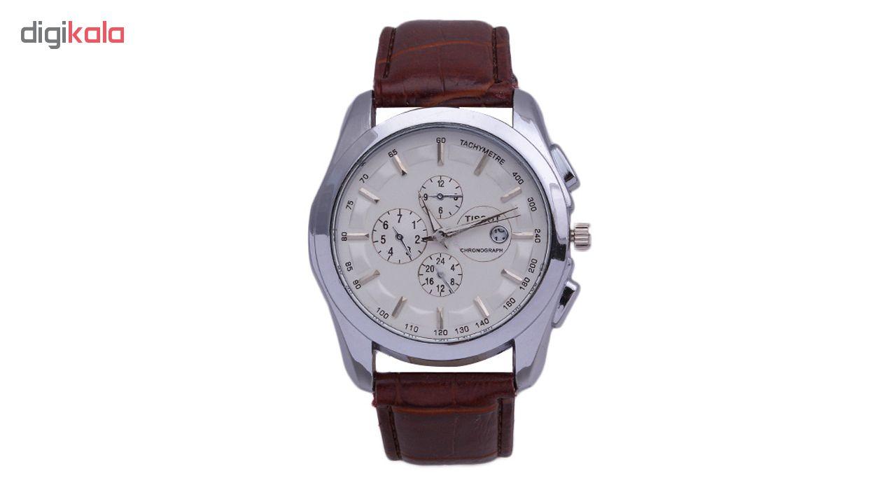 ساعت مچی عقربه ای مردانه مدل T1565Wh